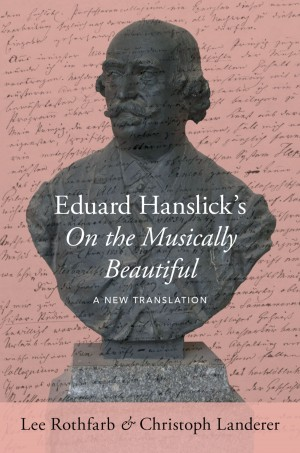 Eduard Hanslick's On the Musically Beautiful Product Image