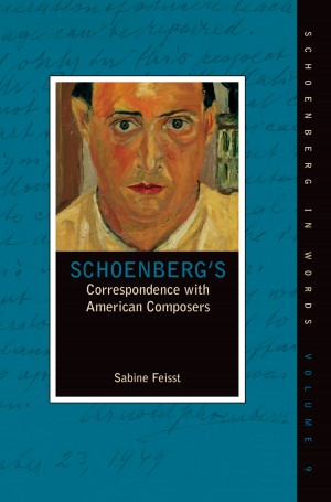 Schoenberg's Correspondence with American Composers Product Image