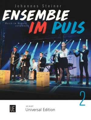 Steiner, J: Ensemble im Puls 2 Band 2