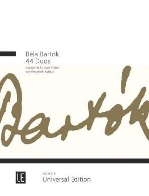 Bartok, B: 44 Duos