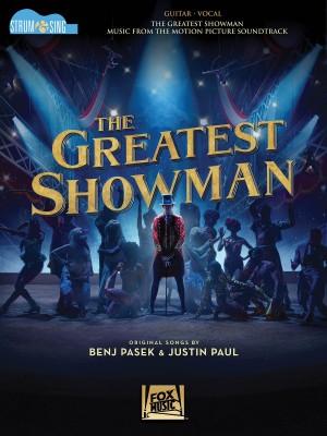 Benj Pasek_Justin Paul: The Greatest Showman - Strum & Sing