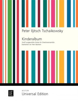 Tchaikovsky, P I: 12 Pieces from Children's Album