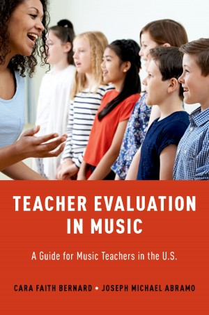 Teacher Evaluation in Music: A Guide for Music Teachers in the U.S Product Image