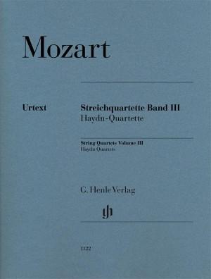 Mozart, W A: String Quartets, Volume III Product Image