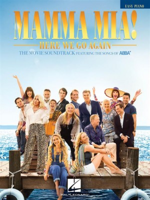 Mamma Mia! Here We Go Again (Easy Piano) Product Image