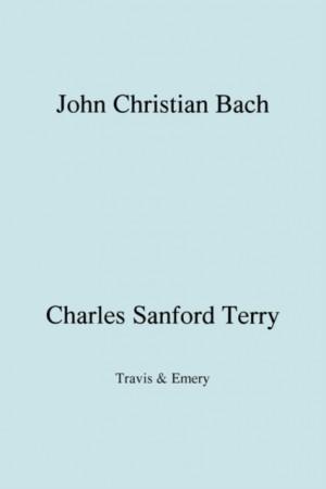 John Christian Bach (Johann Christian Bach) (Facsimile 1929)