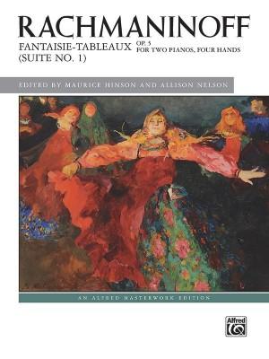 Sergei Rachmaninov: Fantaisie-tableaux Suite No 1 Op 5 Product Image