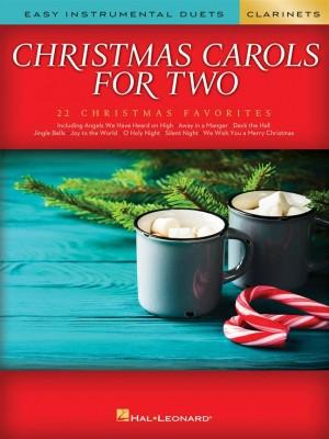 Christmas Carols for Two Clarinets