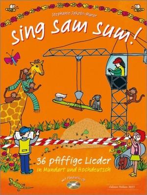 Stephanie Jakobi-Murer: Sing Sam Sum! Product Image