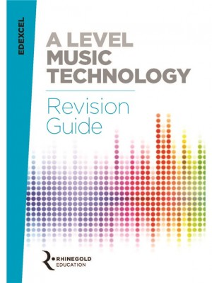 James Reevell: Edexcel A Level Music Technology Revision Guide Product Image