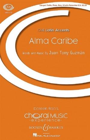 Guzmán, J T: Alma Caribe