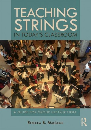 Teaching Strings in Today's Classroom Product Image