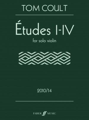 Tom Coult: Etudes I-IV Product Image
