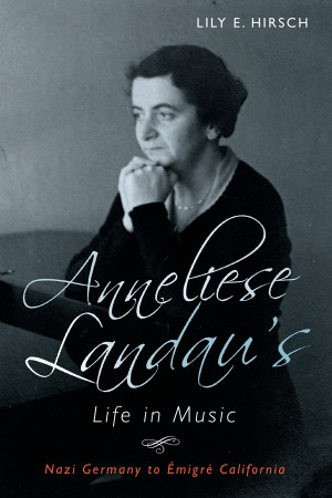 Anneliese Landau's Life in Music Product Image