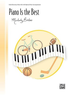 Melody Bober: Piano Is The Best