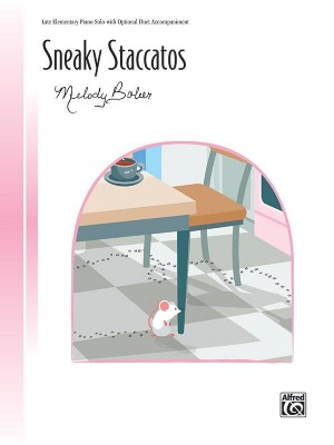 Melody Bober: Sneaky Staccatos