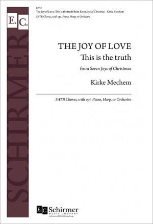 Kirke Mechem: The Seven Joys of Christmas - No. 1