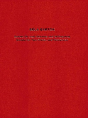 Bartok, B: Sonata for Two Pianos and Percussion