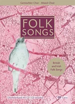 Folk Songs Choral Collection Product Image