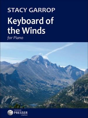 Stacy Garrop: Keyboard of the Winds