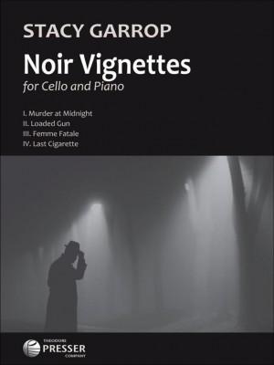 Stacy Garrop: Noir Vignettes