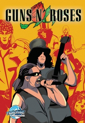 Orbit: Guns N' Roses: Cover B
