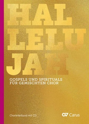 Hallelujah: Gospels and Spirituals for Mixed Choir Product Image