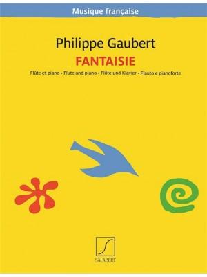 Philippe Gaubert: Fantaisie (flûte et piano)