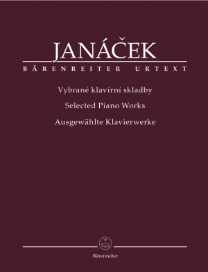 Janácek, Leoš: Selected Piano Works Product Image