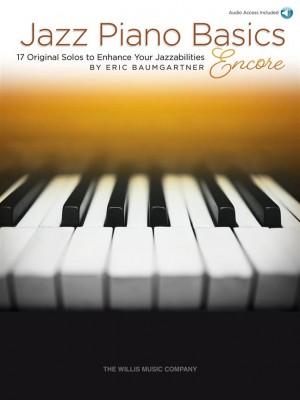 Eric Baumgartner: Jazz Piano Basics - Encore