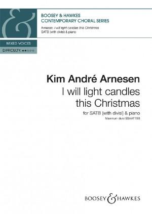 Arnesen, K A: I will light candles this Christmas
