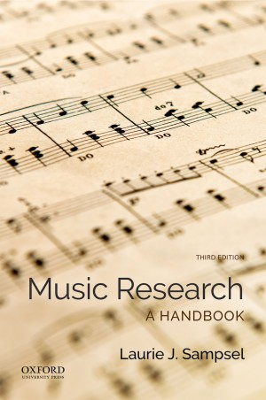 Music Research Product Image