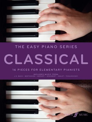The Easy Piano Series: Classical Product Image
