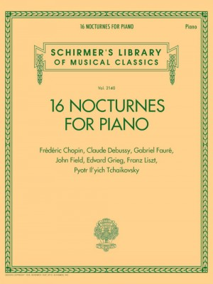 16 Nocturnes for Piano Product Image
