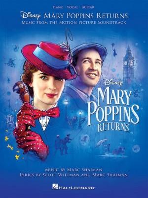 Marc Shaiman_Scott Wittman: Mary Poppins Returns