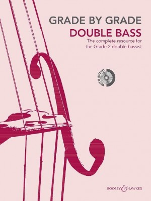 Grade by Grade - Double Bass Grade 2 Product Image