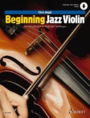 Beginning Jazz Violin Product Image