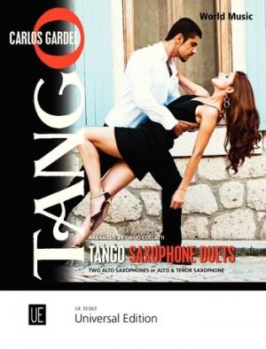 Gardel, C: Tango Saxophone Duets