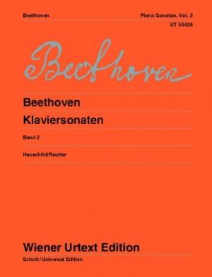 Beethoven, L v: Piano Sonatas Band 2