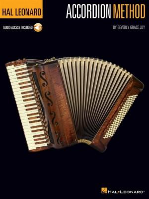 Hal Leonard Accordion Method Product Image
