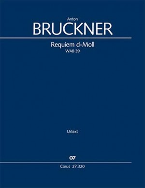 Bruckner: Requiem in D minor WAB39 Product Image