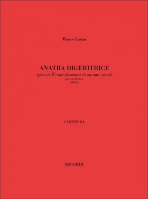 Lanza Mauro: Anatra Digeritrice