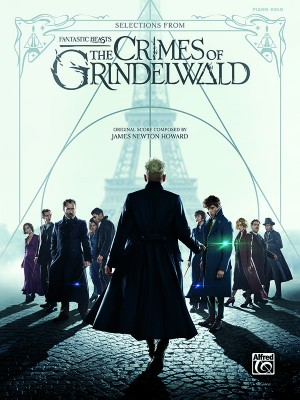 James Newton Howard: Fantastic Beasts: Crimes of Grindelwald Product Image