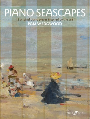 Pam Wedgwood: Piano Seascapes Product Image