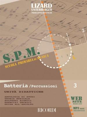 Giovanni Damiani: Batteria e percussioni (Unità didattiche) - vol. 3