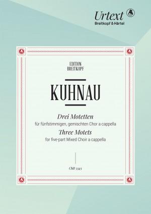 Johann Kuhnau: Three Motets