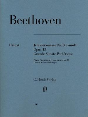 Beethoven, L v: Piano Sonata no. 8 c minor op. 13 Product Image