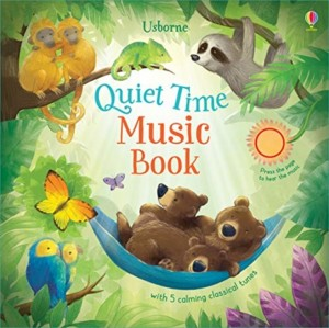 Quiet Time Music Book Product Image