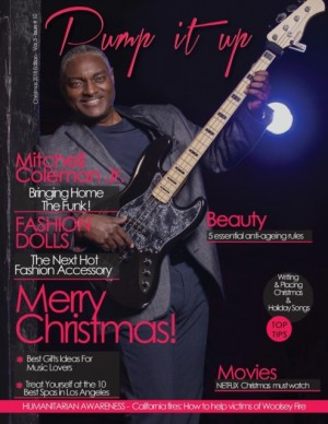 Pump It Up Magazine: December 2018 with Mitchell Coleman Jr.