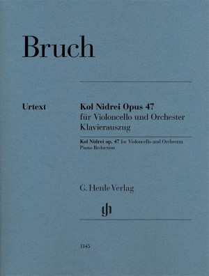 Bruch, M: Kol Nidrei op. 47 Product Image